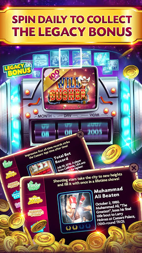 Caesars Slots: Free Slot Machines and Casino Games 2.56.2 APK