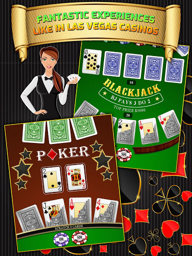 Casino of Scratch Cards 1.1.3 APK