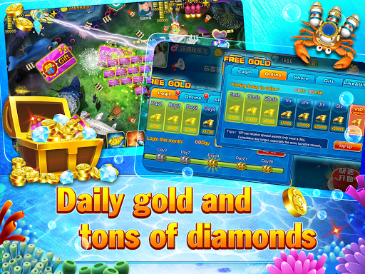Fishing King Online -3d real war casino slot diary 1.5.44 APK