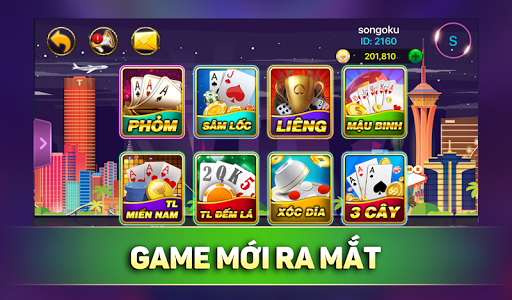Vom Club - Game Bai Online 10075 APK