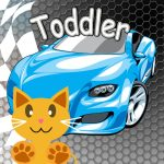 Infant Bumper Slot Car Race game Toddler Kid QCat 2.4.0 IOS